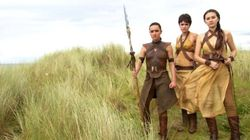 WATCH: Meet The Sand Snakes, Your Next 'Game Of Thrones'