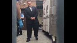 Del Mastro's 'Perp Walk' Was Standard Procedure: