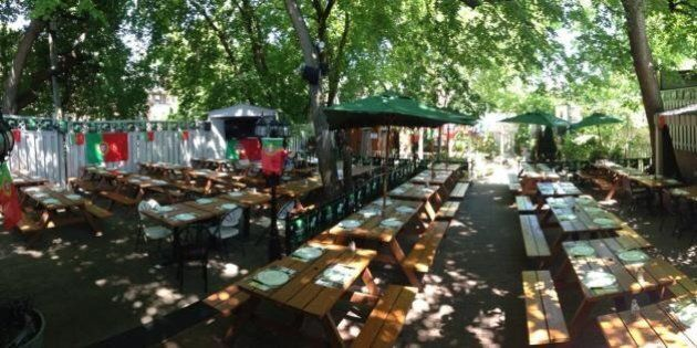 The Best Patios In Toronto For Whatever Mood You're
