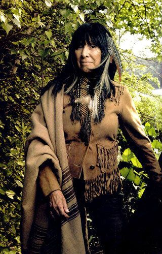 Buffy Sainte-Marie On Idle No More, Stephen Harper And Residential