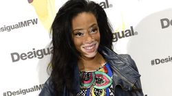 Winnie Harlow Lands Another Sweet