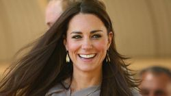 Kate Looks Chic In The Australian
