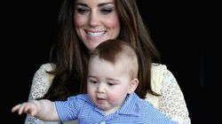 And For Easter, Prince George Got (Part Of) A