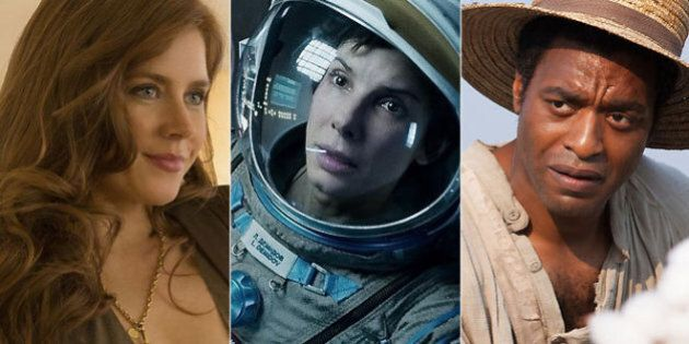 Oscar Nominations 2014: Full List Of This Year's Academy Award