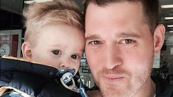 Michael Bublé's Son Recovering After