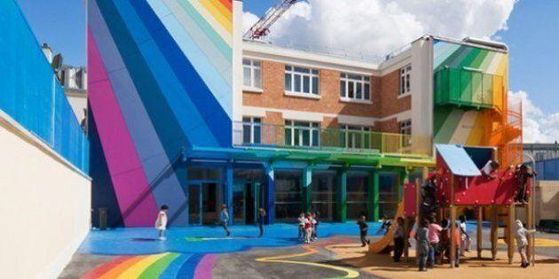 Cool Schools: 10 Unique Buildings Put Kids Front And