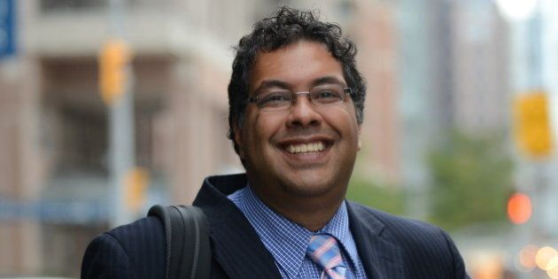 Calgary Mayor Naheed Nenshi is in town to promote his city as a great place to work, live and do business....