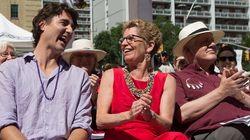 Trudeau Lends Wynne A