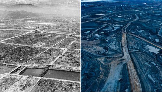LOOK: The Oilsands Really Do Look Like