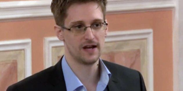 FILE - In this file image made from video released by WikiLeaks on Friday, Oct. 11, 2013, former National...