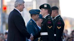 Harper To Skip Summit, Attend Remembrance Day