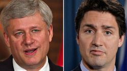Harper Says Trudeau Wants To Be 'Best Friends' With