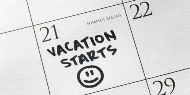 Sticky Situation: How to Craft a Respectful Vacation
