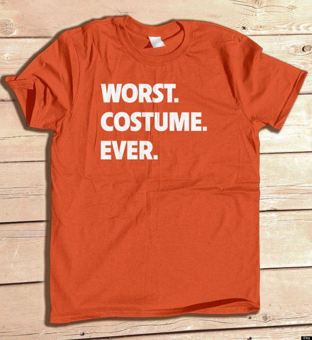15 Halloween Costumes You Should Say 'No'