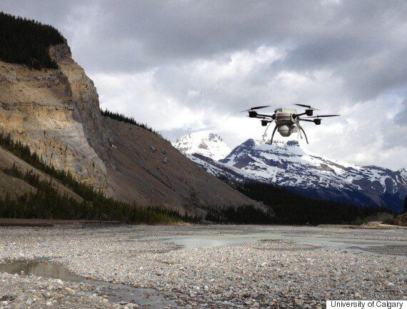 Drone Shows How Alberta Floods Changed The Elbow