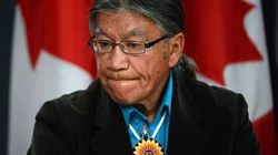 Ottawa To Turn Over Police Records To Residential School