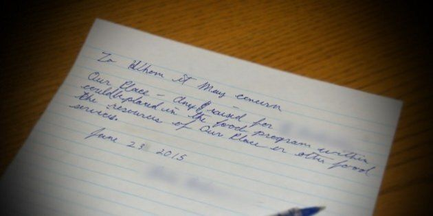Homeless B.C. Man's Response To $5,000 Gift Surprises