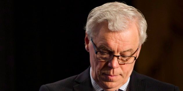 Greg Selinger, Manitoba Premier, Faces Internal Questions About His
