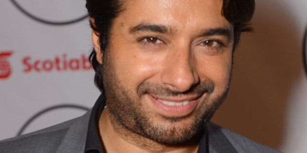 Jian Ghomeshi attends the Producers Ball at the Royal Ontario Museum on Wednesday, Sept. 3, 2014, in...