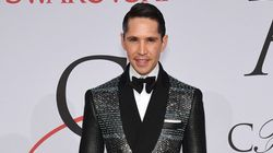 This Man Wore Sheer Pants To The CFDA Fashion