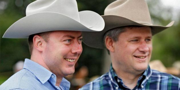 Red Tory Rebellion: Could Harper Be The Last Leader Of A United Conservative