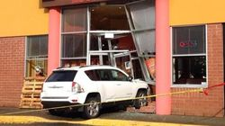 Abbotsford Driver Takes Drive-Thru Too