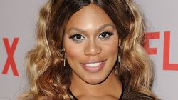 Laverne Cox Throws Support Behind Caitlyn