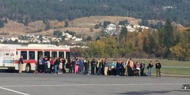 Man Arrested At Kelowna Airport After Threat Against WestJet