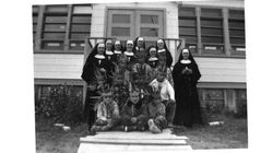 Odds Of A Kid Dying In Residential School About Same As Soldier In