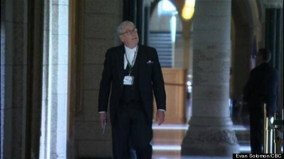 Kevin Vickers Was 'Arm's-Length' Away From Ottawa Gunman: CBC