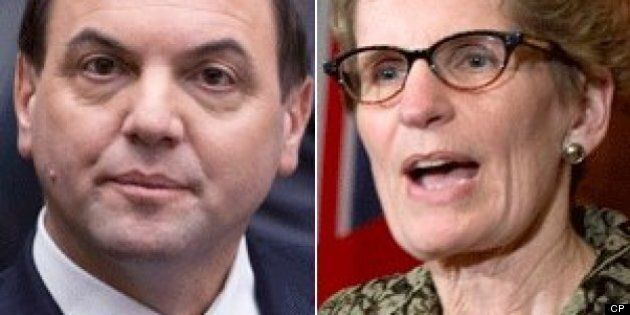 Ontario Byelections 2014: Voters In Niagara Falls, Thornhill Head To Polls Feb.