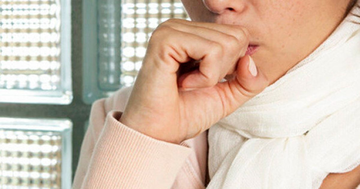 Sticky Situation: Constant Coughing Colleague   HuffPost Canada