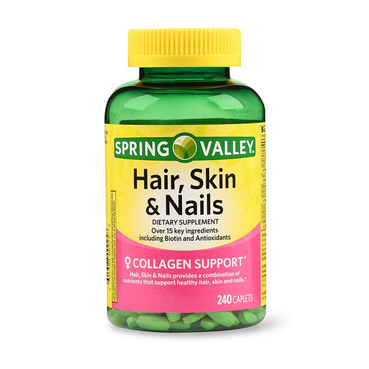 Do Hair Vitamins Really Work? Here's What A Dermatologist Says