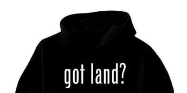 First Nation Teen Told Not To Wear 'Got Land?' Shirt At