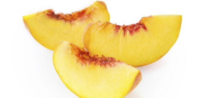 Eat Peaches for Vitamin