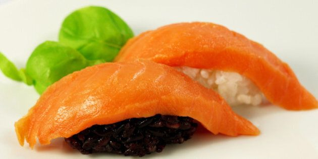 Toronto's Just Sushi Is World's Most Ocean Wise Sushi Bar