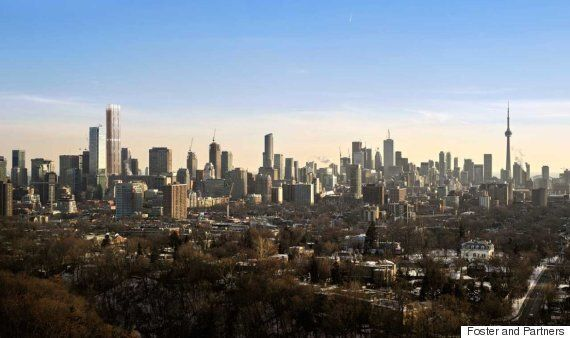 Canada's Tallest Building, 'The One,' Proposed For Toronto's Yonge And