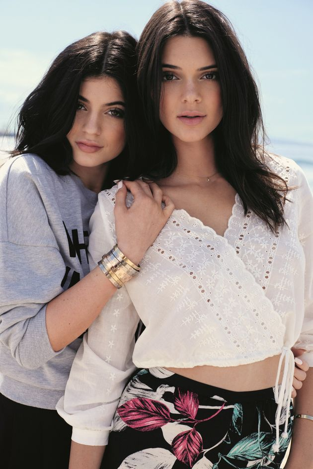 Kendall And Kylie Jenner Launch LA-Inspired Collection For