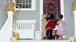 Sticky Situation: A Halloween Trick for Children With