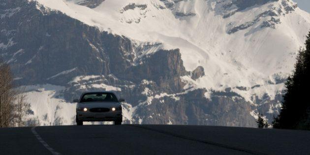 TransCanada Highway Reopens After Avalanche Hazard
