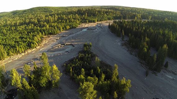 Alaskans Ring Alarm Over Potential For More Mount Polley