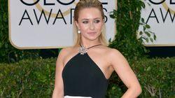 Hayden Shamed For Buying Golden Globes