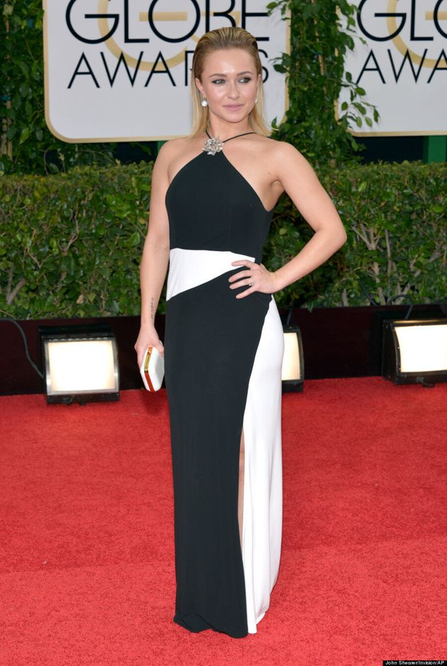 Hayden Panettiere Shamed For Buying Tom Ford Golden Globes 2014