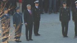 Honour Guard Resumes Post Two Days After