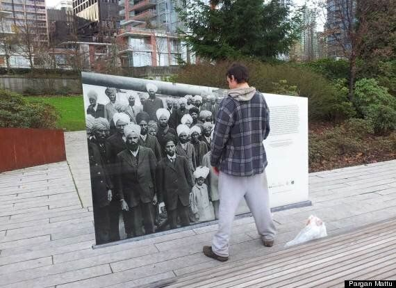 Komagata Maru Memorial Peeing Incident Yields No Charges