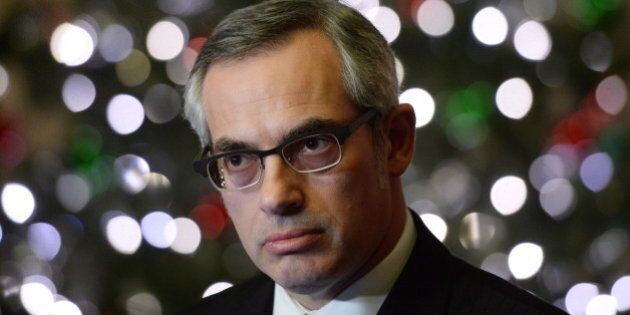 Tony Clement Pays Back Taxpayers For Gold-Embossed Business