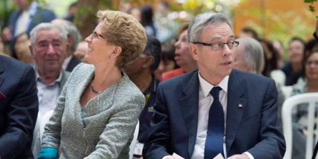 Tories' CPP Proposal Gets Cold Reception From Ontario