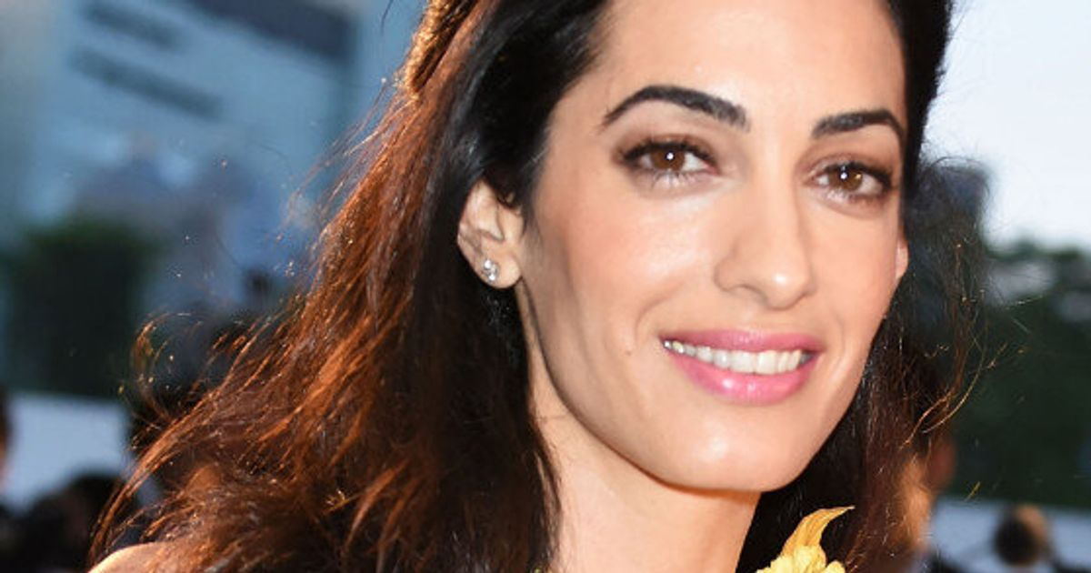 Amal Clooney Does Have A Stylist And It's Not George Clooney