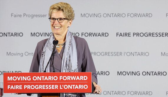 Kathleen Wynne Juggles Politics and Community