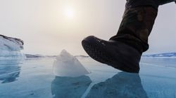 Obvious Tips For Walking On Ice That Could Save Your
